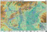 Magyarország természetvédelmi térképe és kiemelten védett növény- és állatfajtái duo