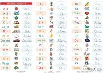 A magyar ABC betűi DUO