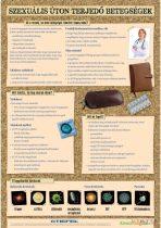 Nemi betegségek 1. (általános ismertető) - fali oktatótabló