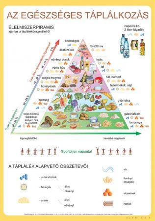 Az egészséges táplálkozás