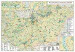 Magyarország turisztikai térképe