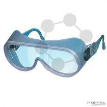 Védőszemüveg panoráma, rugalmas, UV-Komfort