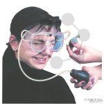 Reflexszemüveg