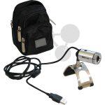 HD webkamera táskával