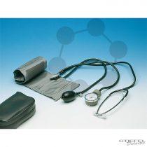 Vérnyomásmérő sztetoszkóppal