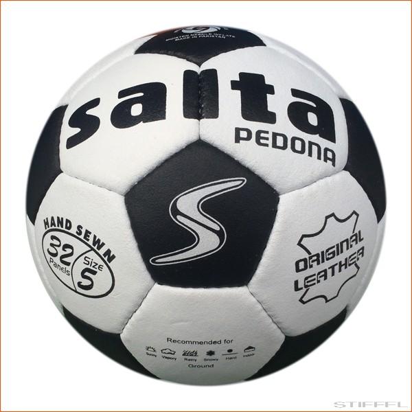 8ee88d86bc Salta Pedona bőr futball labda - Iskolaellátó.hu