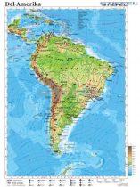 Dél-Amerika domborzata és gazdasága