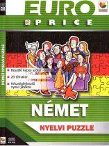 Német nyelvi puzzle