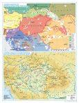 A Kárpát-medence és környezetének főbb etnikumai, magyar történeti és néprajzi tájnevei