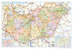 Magyarország közigazgatása, közlekedése és energiarendszere