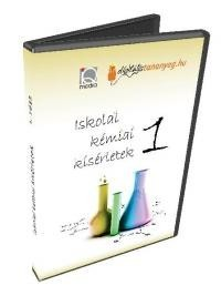 Iskolai kémiai kísérletek 1. (DVD)