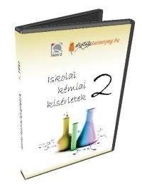 Iskolai kémiai kísérletek 2. (DVD)