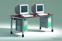 EBR számítógépasztal (Szél./mag./mély.: 80 x 72 x 80 cm)