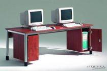 EHR számítógépasztal (Szél./mag./mély.: 80 x 72 x 80 cm)
