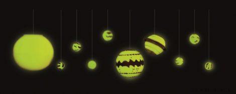 Világítós Naprendszer