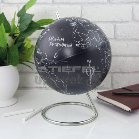 Földgömb rajzolható 20 cm