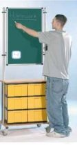 EasyWall BoxBoard 6 fiókos tábla