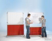 EasyWall BoxBoard 32 fiókos tábla