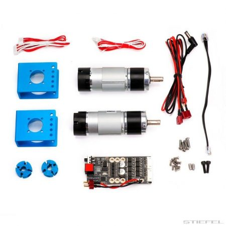 36mm Encoder DC Motor Pack