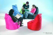Chillout-Bag-Lounge ülőzsák