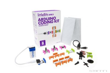 LittleBits Arduino Coding Kit Rev B - English
