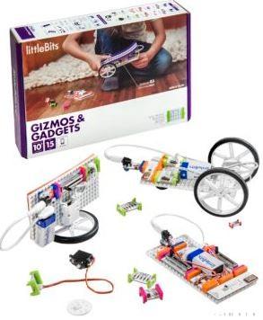 LittleBits Gizmos + Gadgets Kit 2. Edition