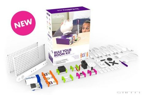 LittleBits Rool Your Room Kit