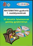 Matematika gyakorló 1. osztályosoknak, CD-ROM