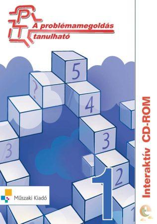 A problémamegoldás tanulható - interaktív CD-rom - első szint: 1. osztályosoknak [Cd-ről indítható]