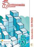 A problémamegoldás tanulható - interaktív CD-rom - ötödik szint: 5. osztályosoknak [Cd-ről indítható]