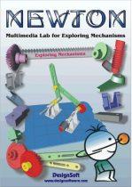 Teljes Newton fizikai laboratórium példatár csomag (8 szoftver)