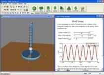 Rezgő mozgások laboratórium - paraméterezhető szemléltető példatár