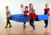 Puha matrac, kék (PE-hab térfogatsúly 24-25 kg/m2)