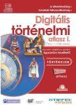 Digitális történelmi atlasz I. (őskor-XVIII. század) CD 3 gépes licenc