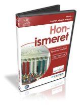 Honismeret - oktató CD (néprajz, nemzeti jelképek és ereklyék, történeti emlékhelyek)