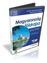 Magyarország földrajza - oktató CD