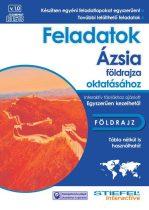 Feladatok Ázsia földrajza oktatásához - 3 gépes licenc