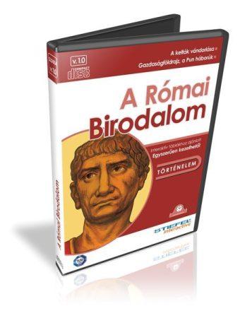 A Római Birodalom - oktató CD