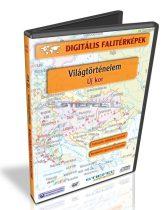 Digitális Térkép - Világtörténelem - Újkor (14 térkép)