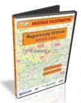 Digitális Térkép - Magyarország története - XVIII-XIX. század (21 térkép)