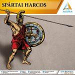 Spárta harcos - AR kiterjesztett valóság tartalommal
