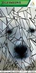 Jegesmedve AR marker - kiterjesztett valósággal