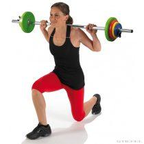 FIT'US Súlyzókészlet súlyzórúddal 26 kg