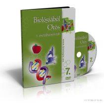 Biológiából Ötös DVD 7. osztályosoknak  (CSALÁDI LICENC)
