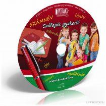Szófajok gyakorló CD (CSALÁDI LICENC)