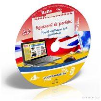 Egyszerű és perfekt - Angol rendhagyó igék gyakorló CD (CSALÁDI LICENC)