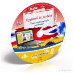 Egyszerű és perfekt - Angol rendhagyó igék gyakorló CD (ISKOLAI LICENC)