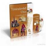 Történelemből Ötös DVD 6.osztályosoknak (ISKOLAI LICENC)