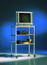 TV 7 modell, 2 db állítható polccal