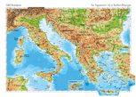 Országtérképek, régiótérképek